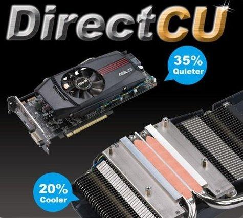 Asus EAH5850 DirectCU/2DIS/1GD5