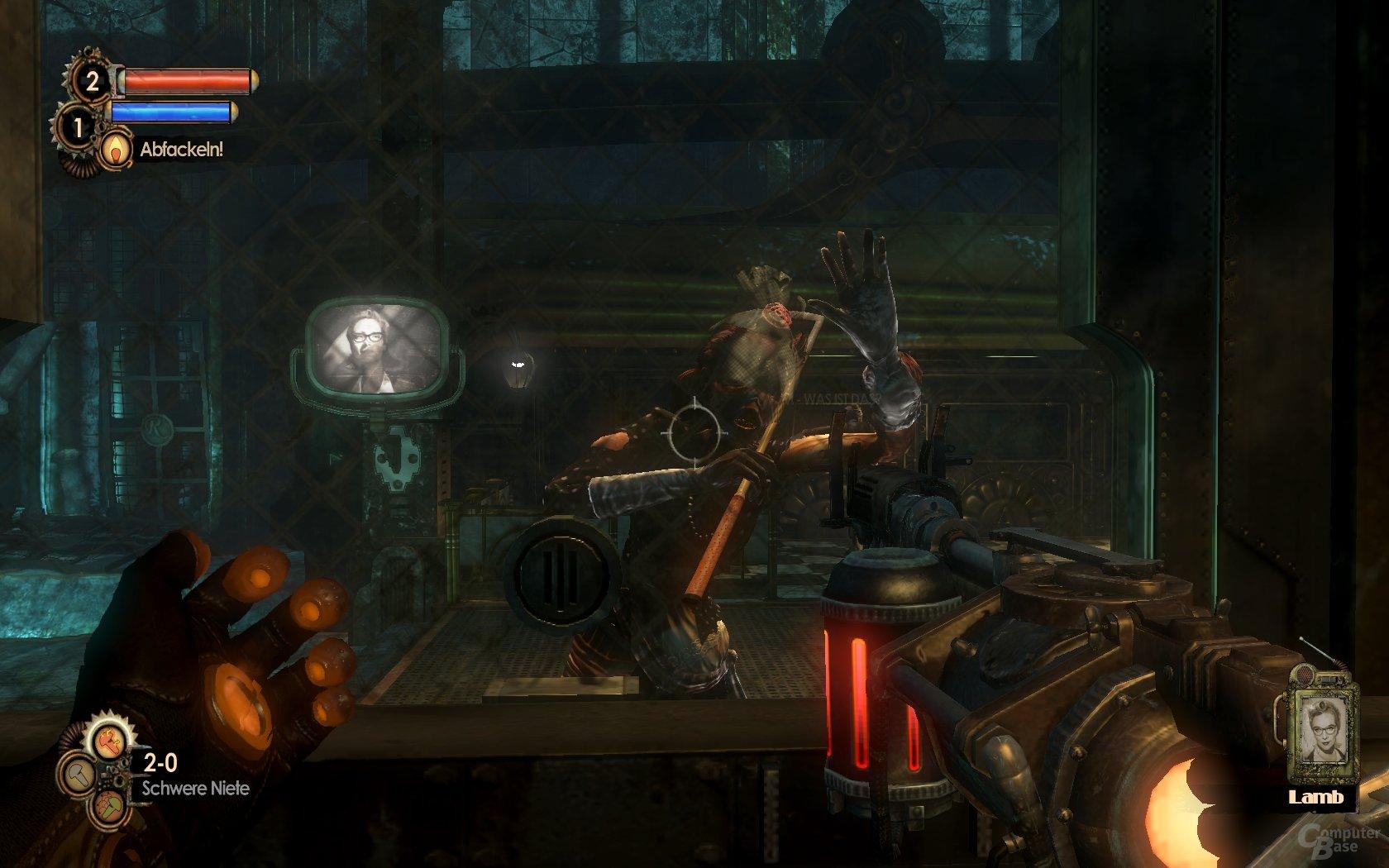 BioShock 2 - Grafik