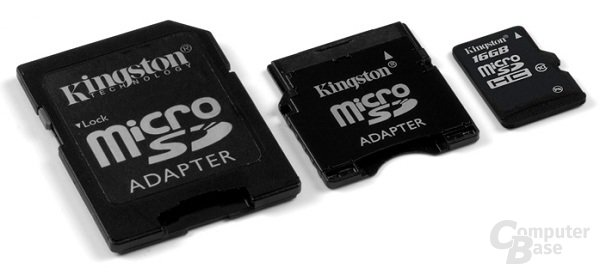 "Kingston ""Class 10""-microSD-Card"