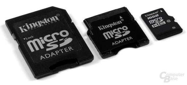 "Kingston ""Class 10""-microSD-Card"