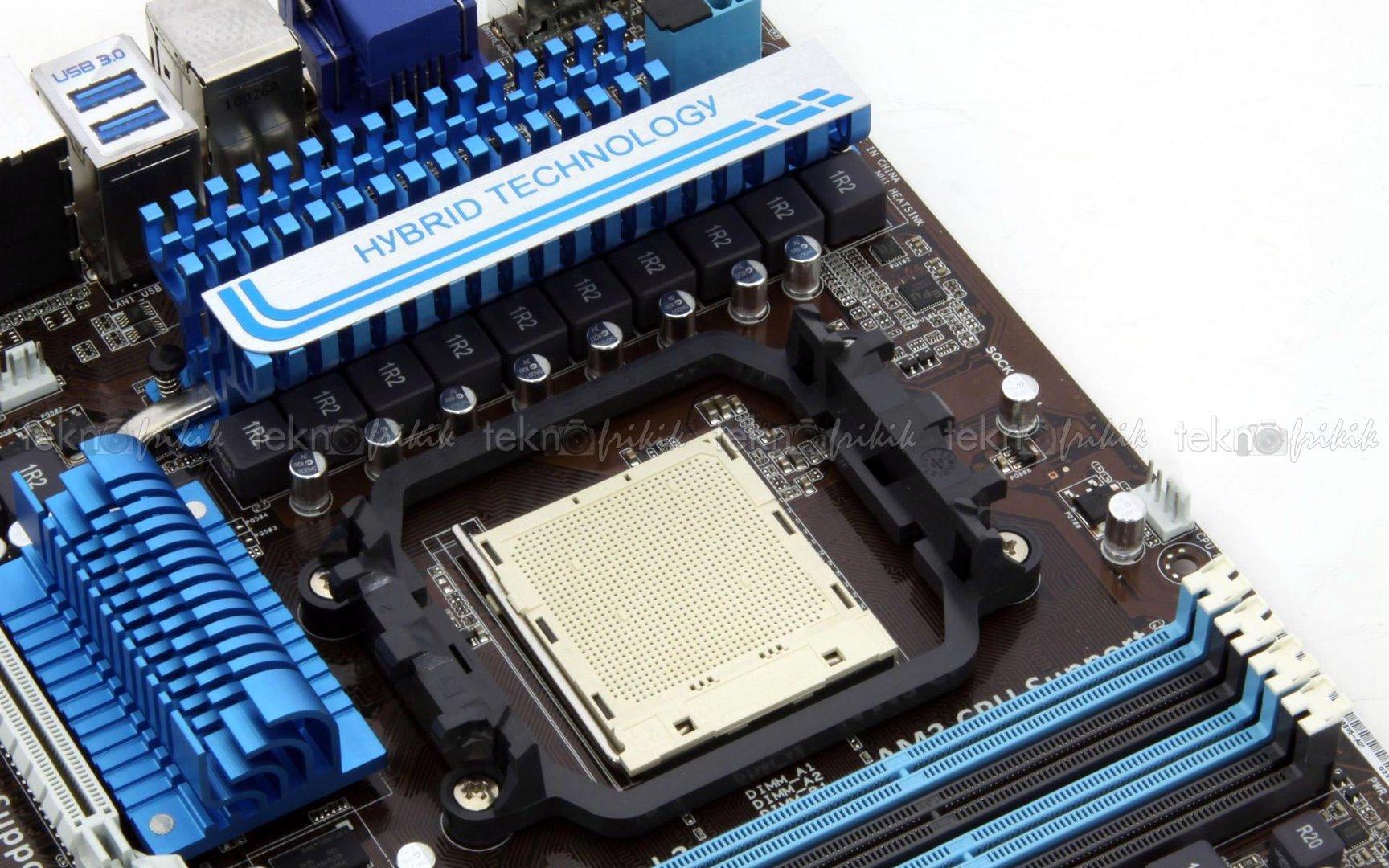 Asus M4A89GTD Pro/USB3