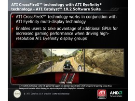 CrossFire mit Eyefinity