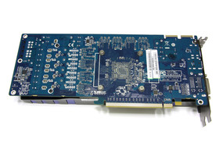 Radeon HD 5850 Toxic Rückseite