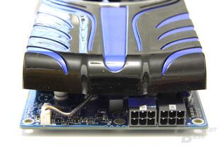 Radeon HD 5850 Toxic von hinten