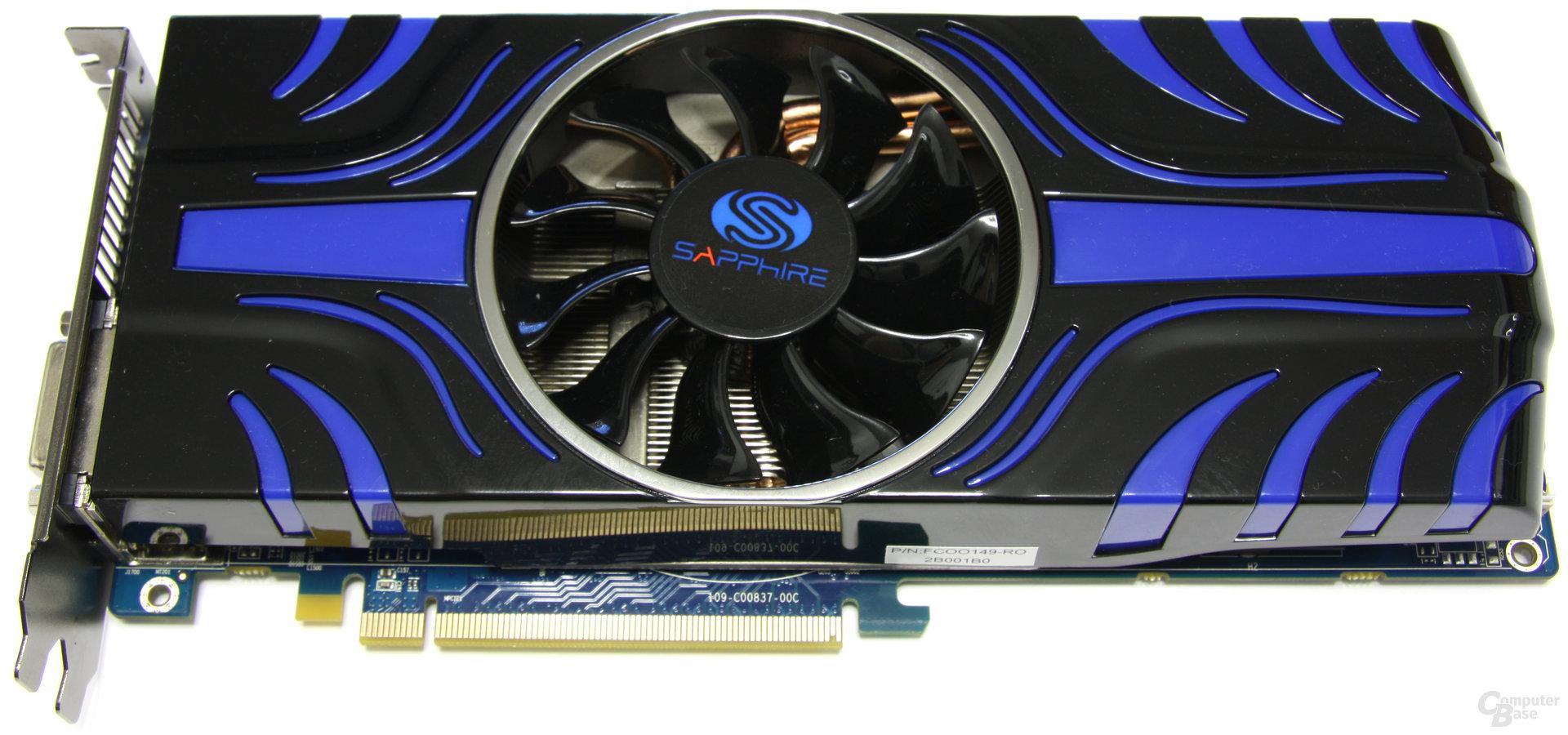 Sapphire Radeon HD 5850 Toxic