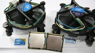 Intel Pentium G6950 und Core i3-530