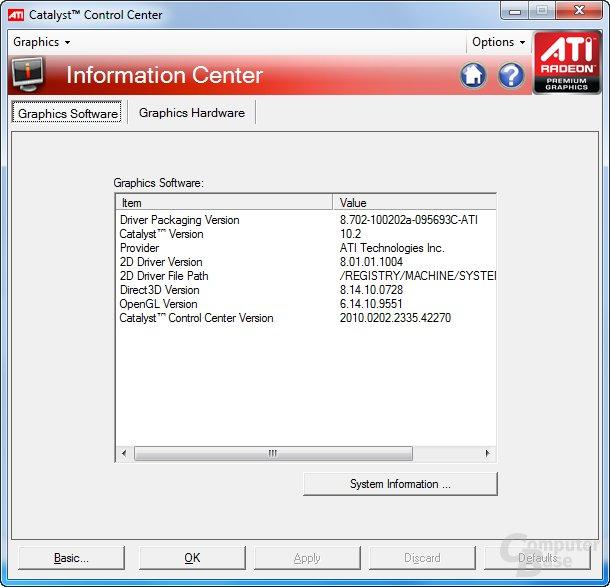 ATi Catalyst 10.2