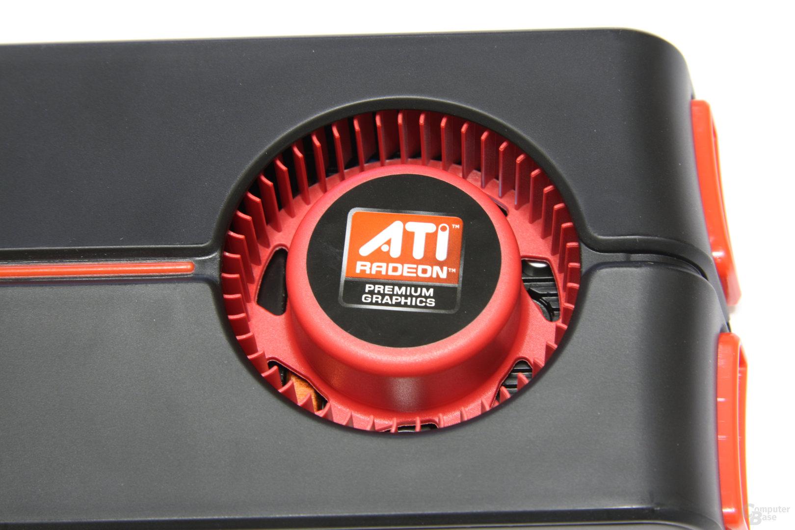 Radeon HD 5830 Lüfter