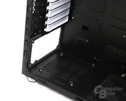 Fractal Design Define R2 – Netzteilentkopplung