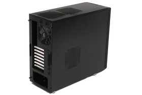 Fractal Design Define R2 – Rückansicht links