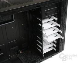 Fractal Design Define R2 – Festplattenhalterung