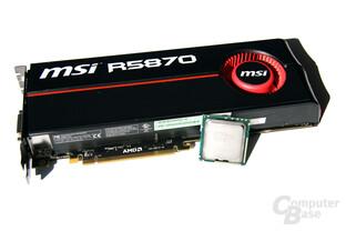 Schnellstes Gespann im Test: Intel Core i7-980X und Radeon HD 5870