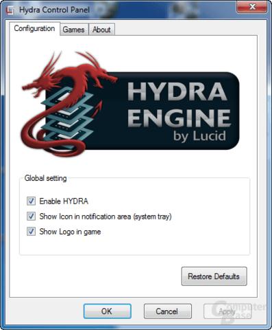 MSI Hydra