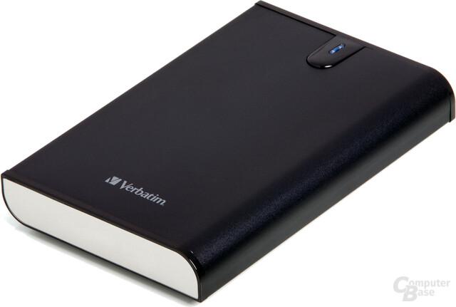 eSATA/USB 2.0 Combo HDD von Verbatim mit 500 GB