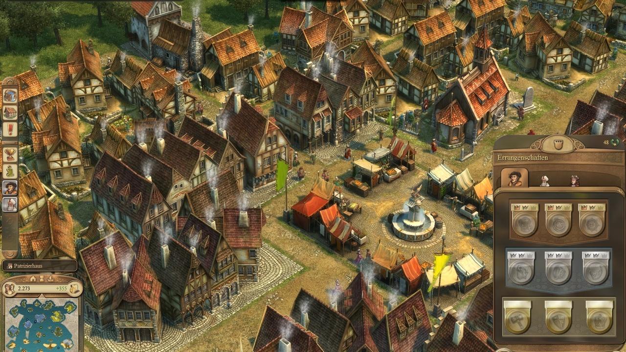 Anno 1404 Venedig im Test: Siedeln geht jetzt auch im Team