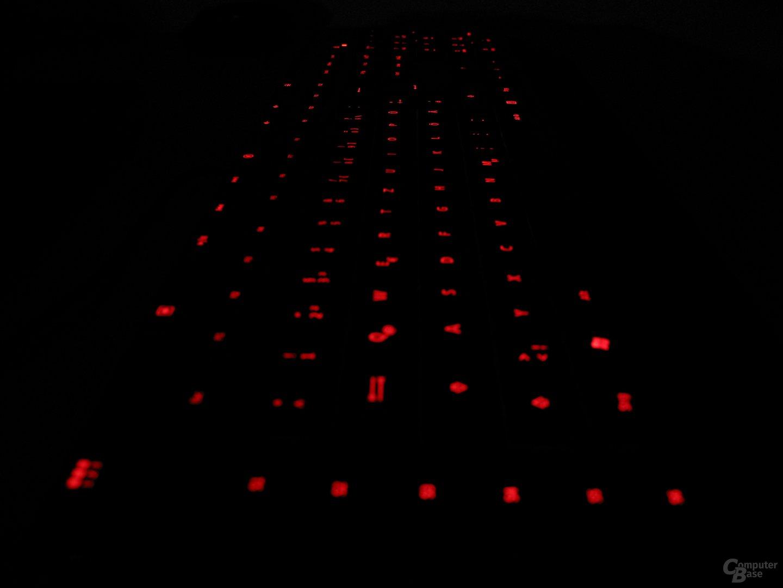 Beleuchtung mittel
