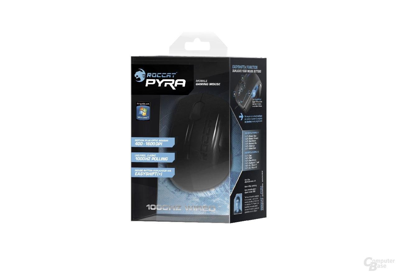 Roccat Pyra mit Kabel