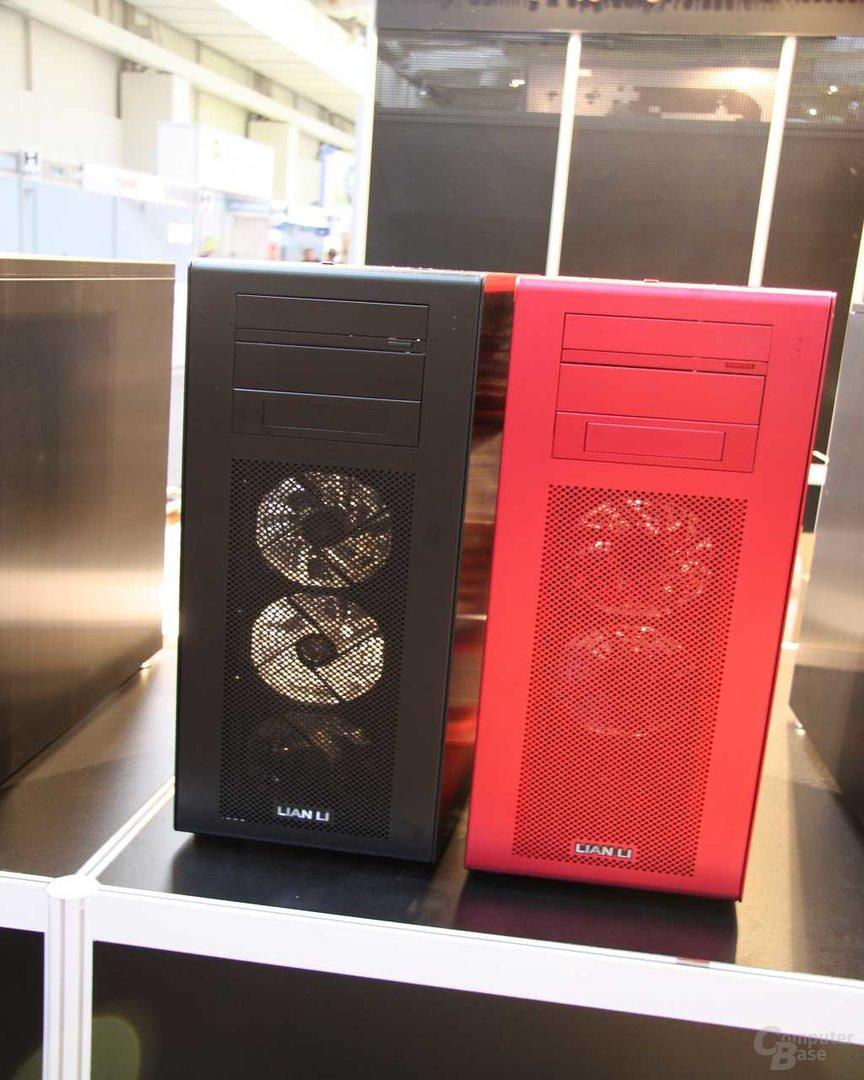 Lian Li X900 – zwei Versionen
