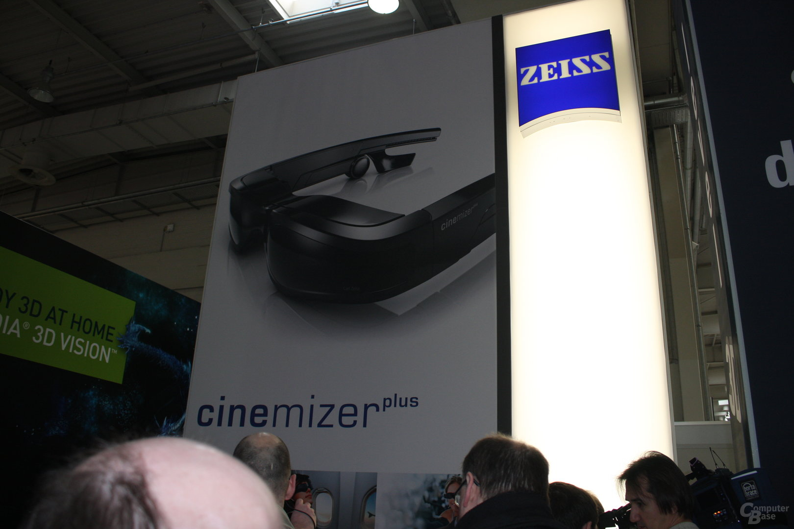 3D-Video-Brille von der Carl Zeiss AG