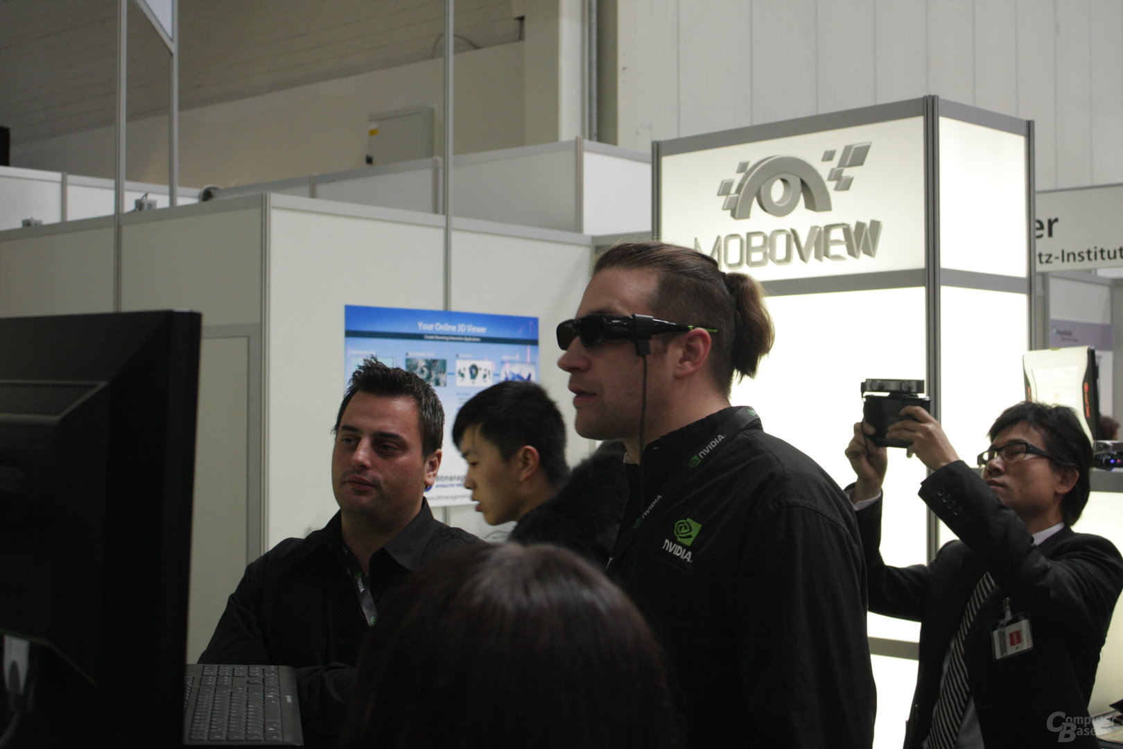 3D auf der CeBIT 2010
