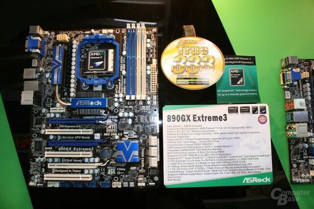 Mainboard mit AMD 8xx Chipsatz