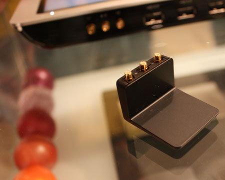 Asus Eee Keyboard - WLAN-Antenne