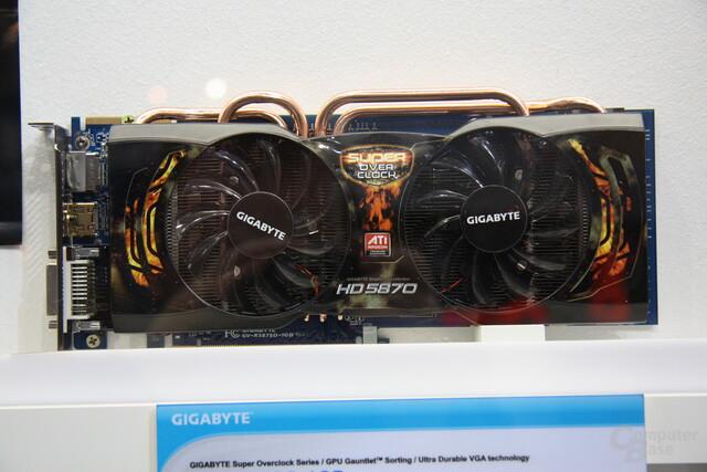 Gigabyte Radeon HD 5870 Super Overclock