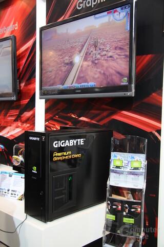 Gigabyte CeBIT 2010 Grafikkarten