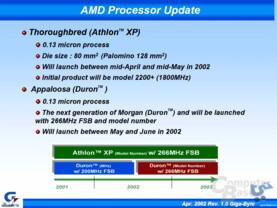 Prozessoren von AMD