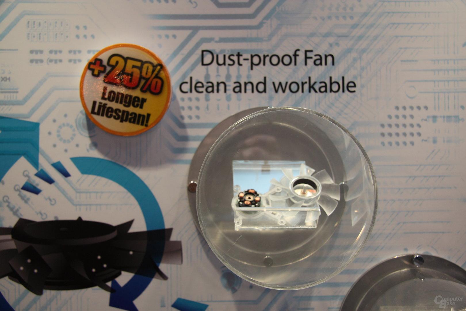 Asus stellt zwei neue Grafikkartenkühler vor