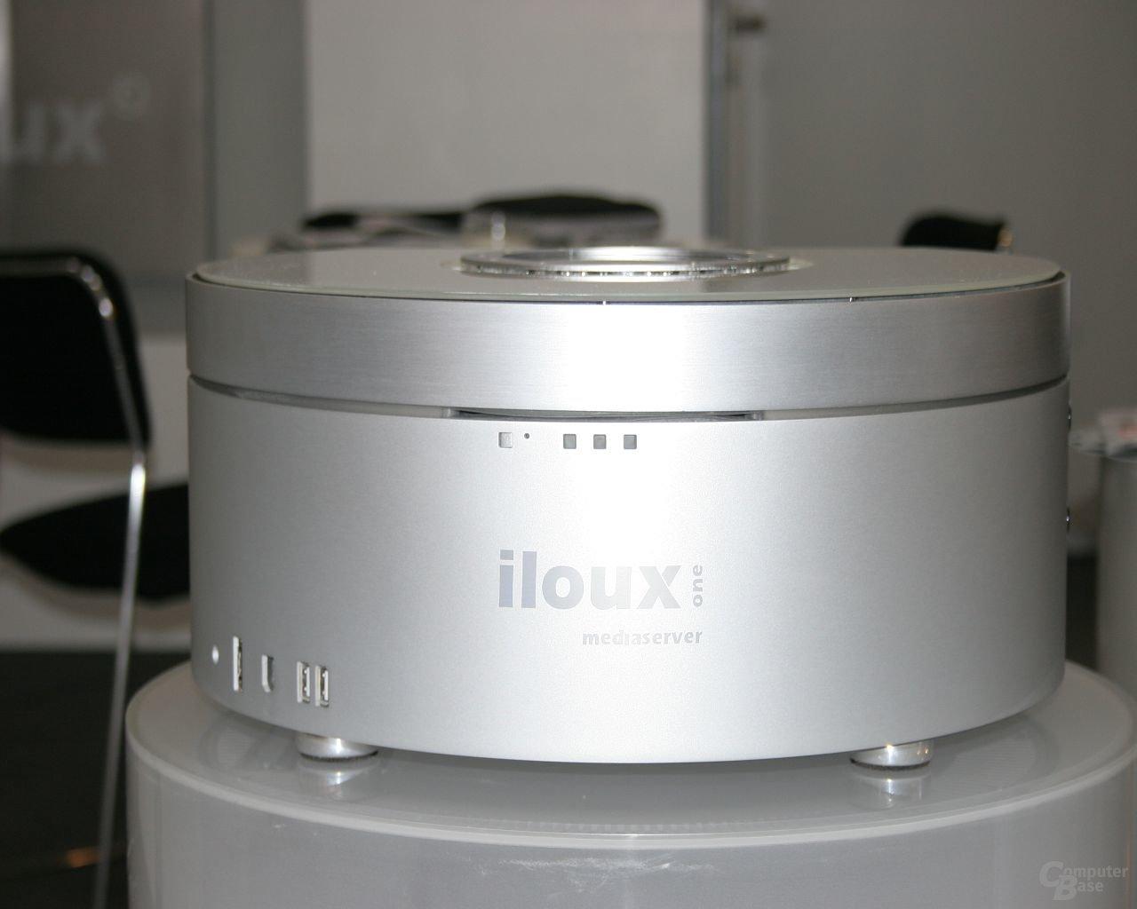 Iloux µATX-Gehäuse