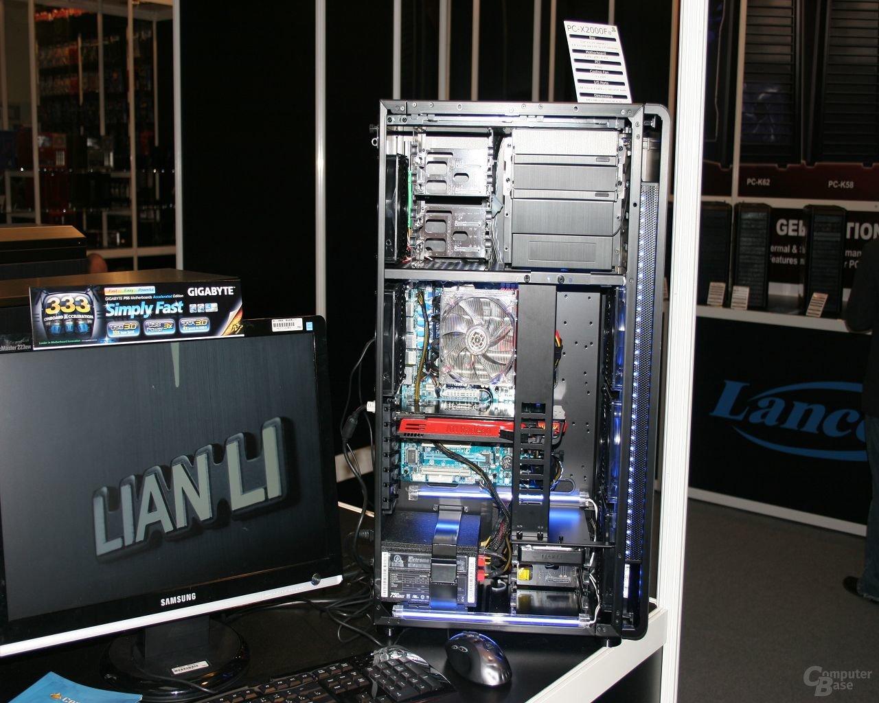 Lian Li – X2000F