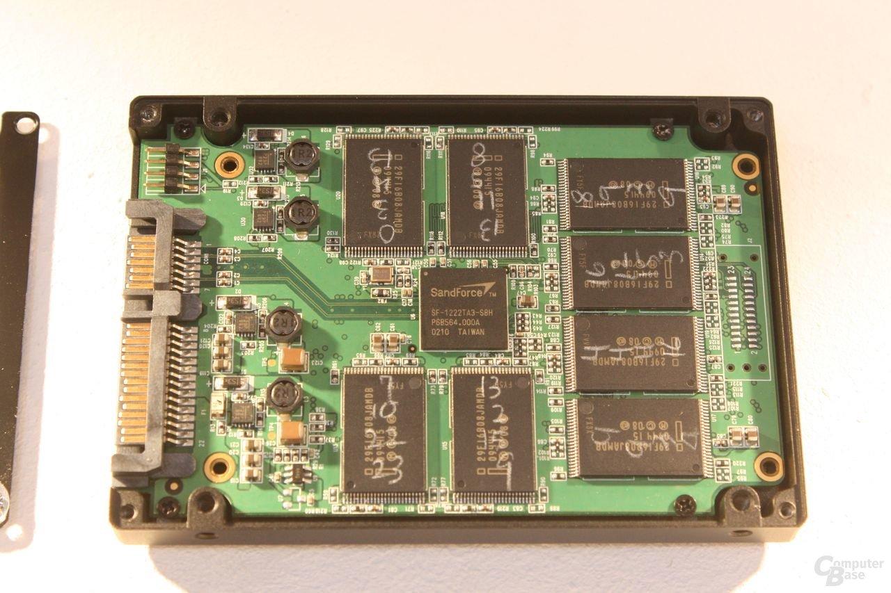 G.Skill Phoenix SSD mit SandForce SF-1200