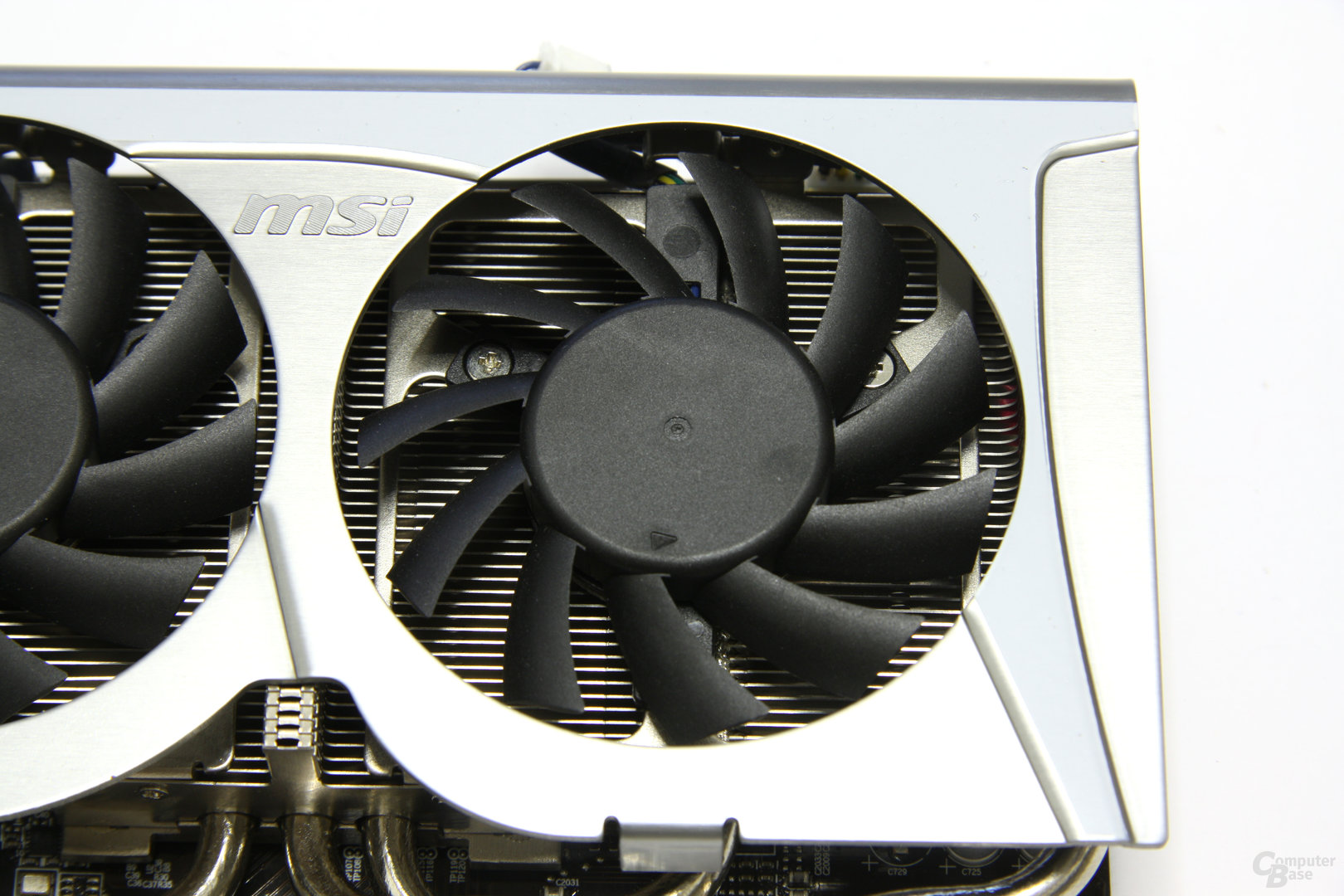 Radeon HD 5770 Hawk Lüfter