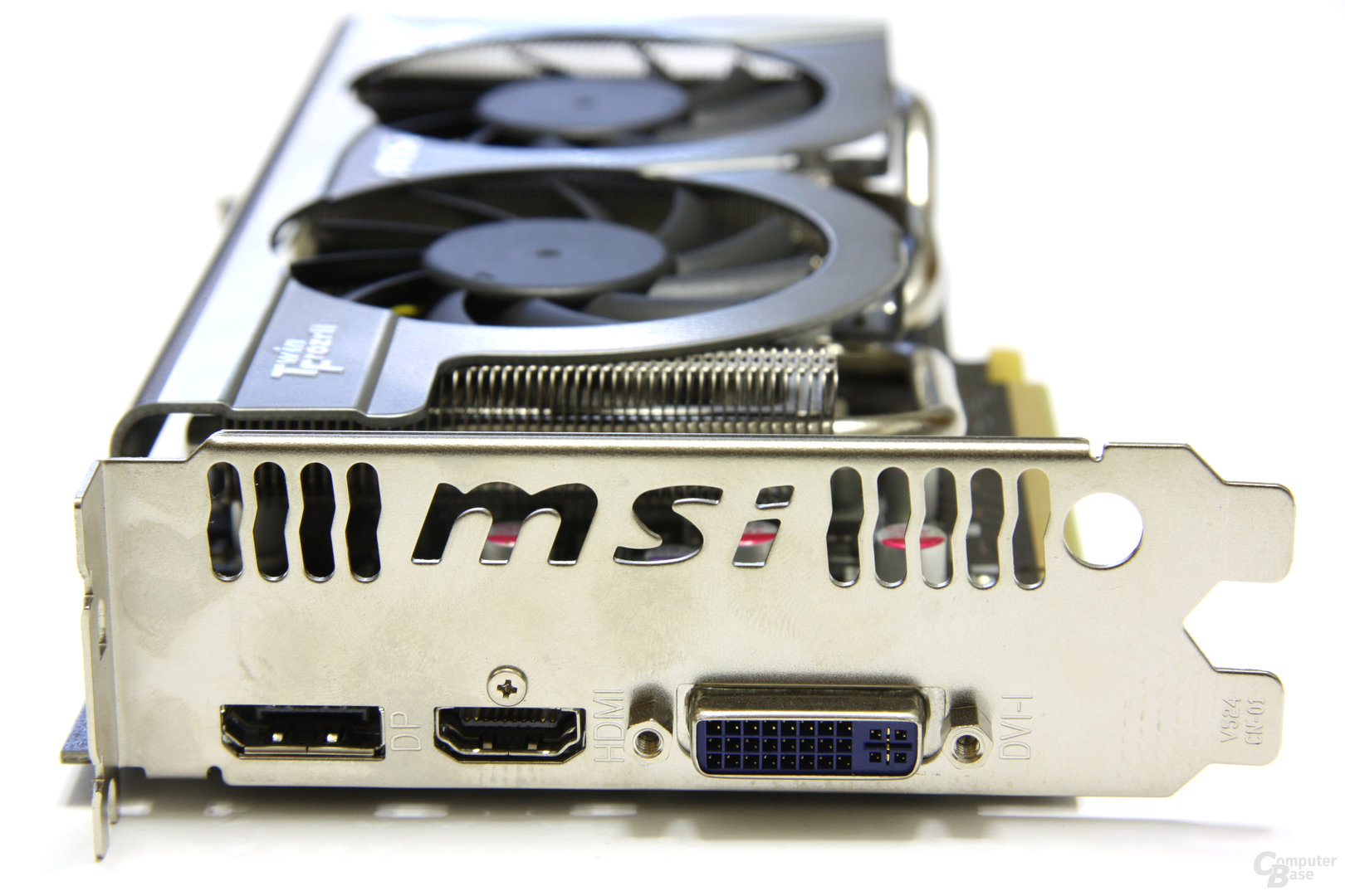Radeon HD 5770 Hawk Slotblech
