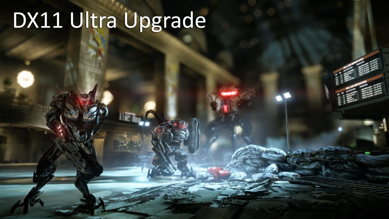 DX11 Ultra Upgrade