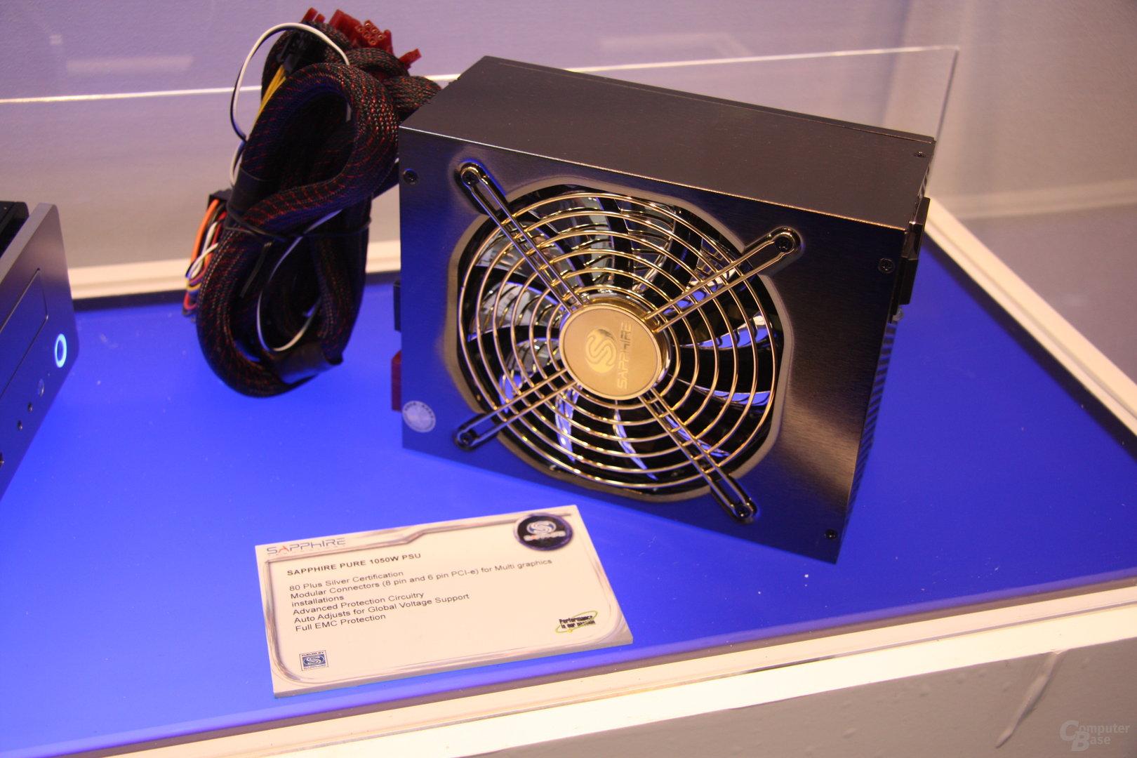 Sapphire auf der CeBIT 2010