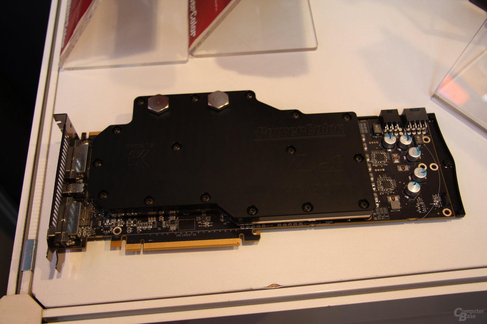 PowerColor auf der CeBIT 2010