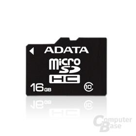 A-Data microSDHC Class 10