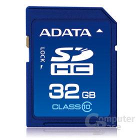 A-Data SDHC Class 10
