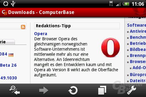 Opera Mini 5 – CB