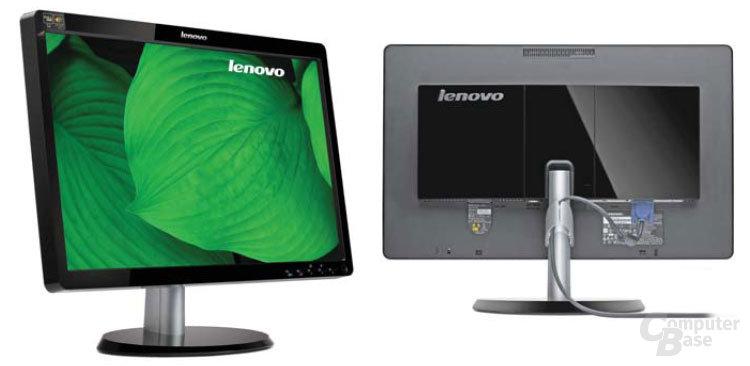 Lenovo L2261 mit Full-HD-Auflösung