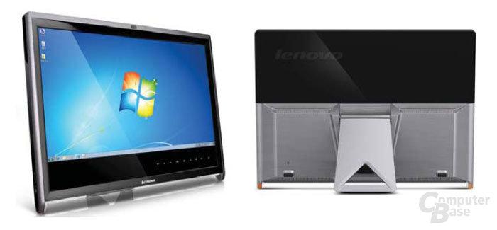 Lenovo L2361p ebenfalls mit Full-HD-Auflösung