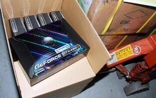 Inno 3D GeForce GTX 470 und 480