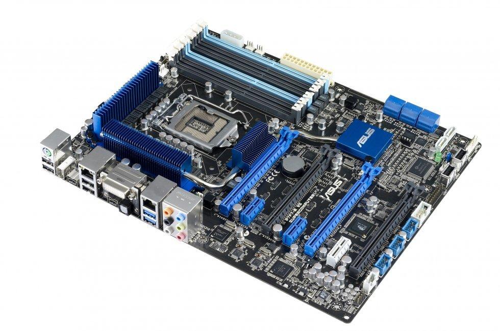 Asus P7F7-E WS SuperComputer