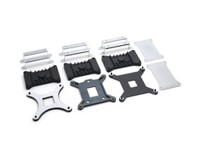 Montagebauteile für Intel-Sockel 775, 1156 und 1366