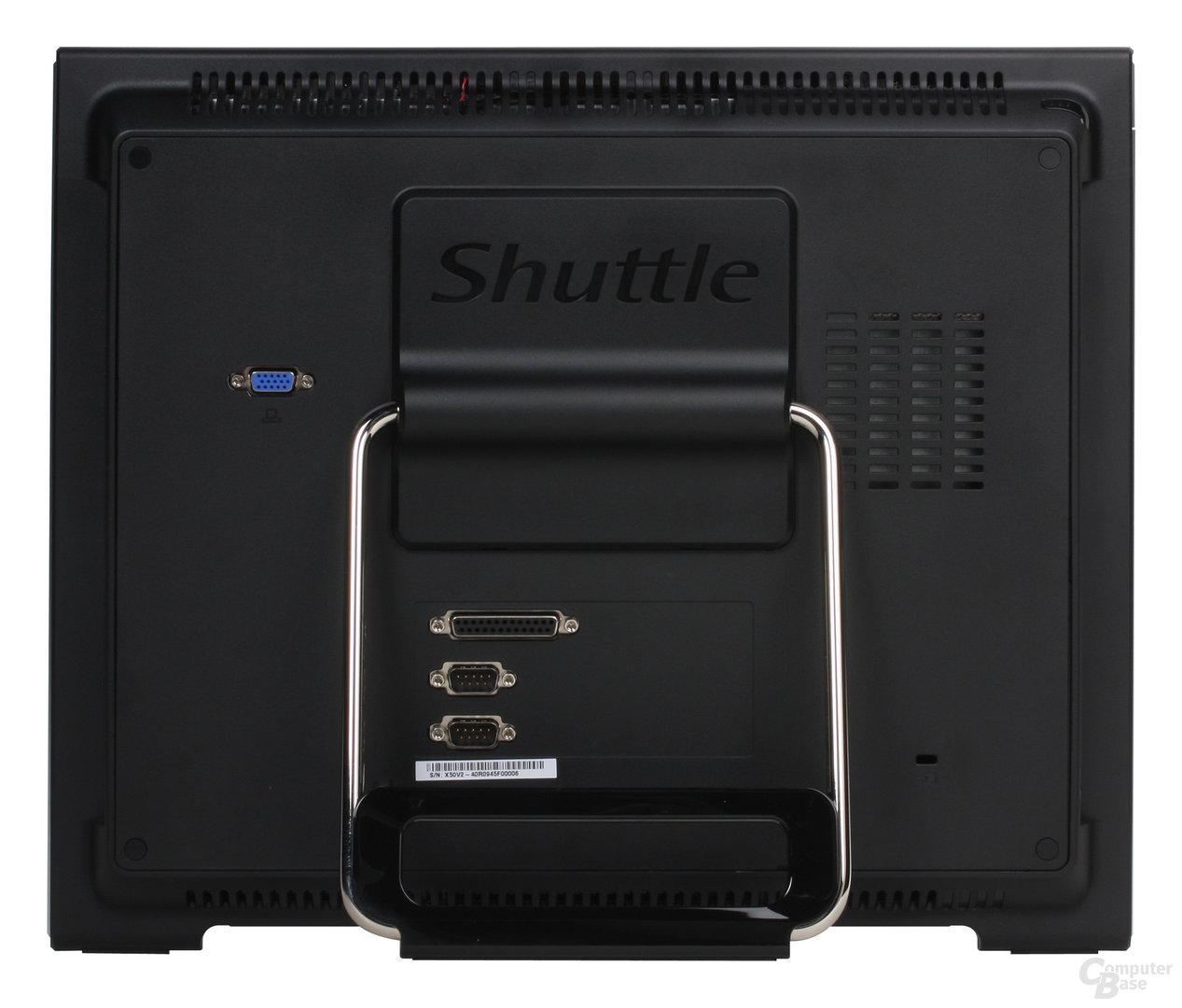 Shuttle X50V2 Barebone