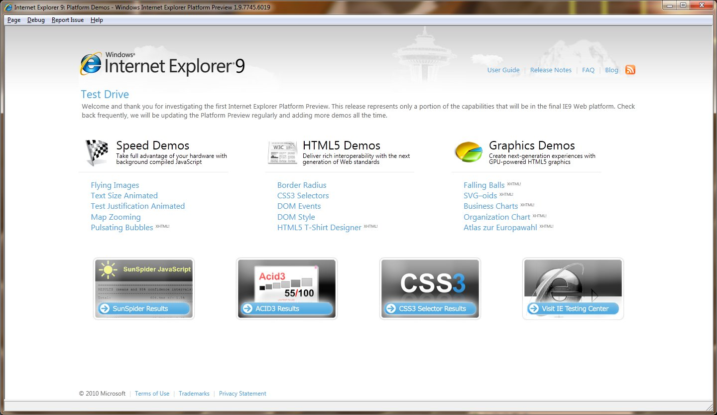 IE9-Preview
