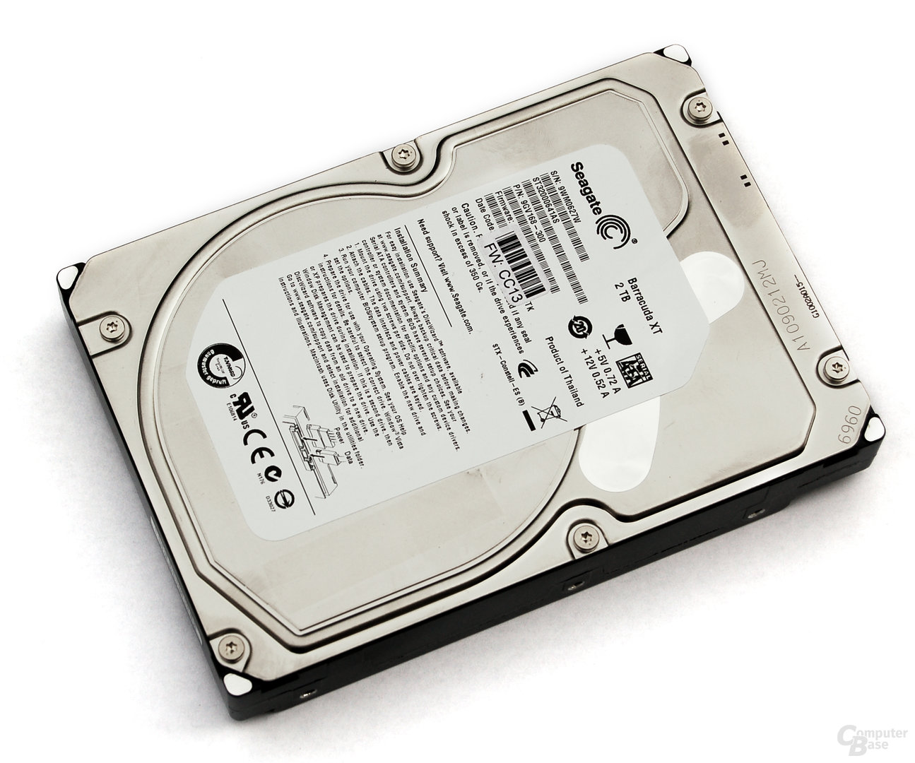 Seagate Barracuda XT