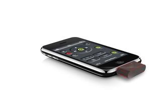 Infrarot-Modul für iPhone und iPod